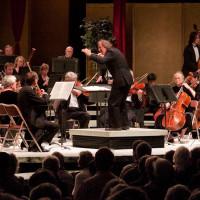 Festival String Orchestra, Mendocino Music Festival Concert