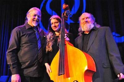 Dorian May Trio at Headlands Coffeehouse