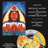 Lynne Butler and Julie Higgins Exhibit