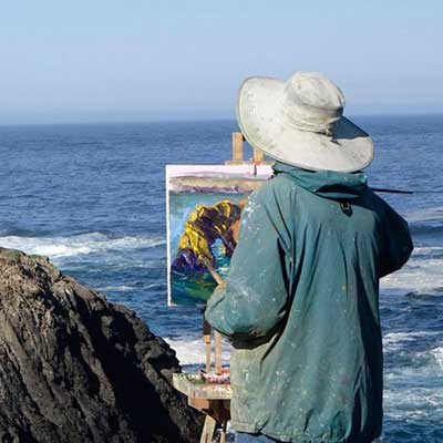 Open Paint Out A PLEIN AIR FESTIVAL