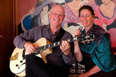 Terry Simcik Trio with vocalist Amanda Gray
