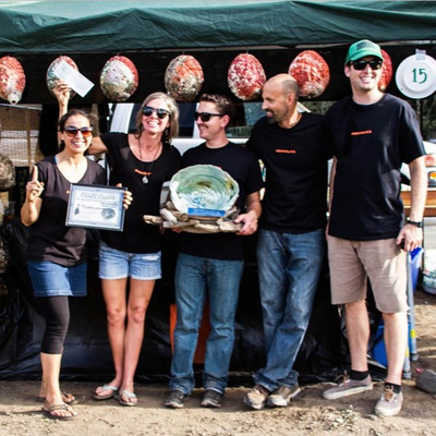 The World Championship Abalone Cook-Off & Festival