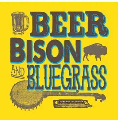The 5th Annual Beer, Bison and Bluegrass