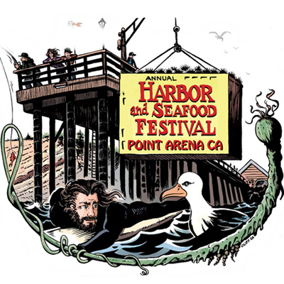 17th Annual Point Arena Seafood & Harbor Festival