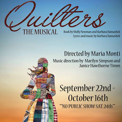 Quilters, the Musical