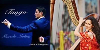 """Tango del Cielo"" with Anna Maria Mendieta"