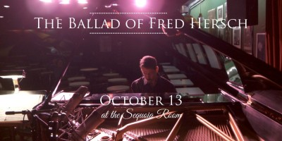 """Brewmaster Benefit Dinner and screening of """"The Ballad of Fred Hersch"""""""
