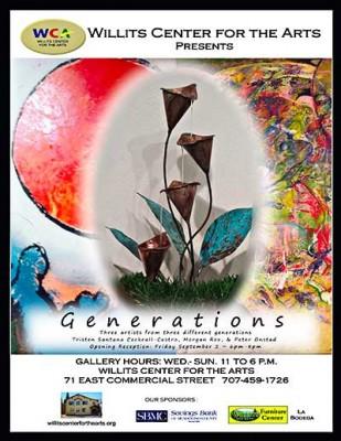 """Generations"" Art Exhibit"