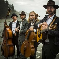 Sweetwater String Band in Comptche