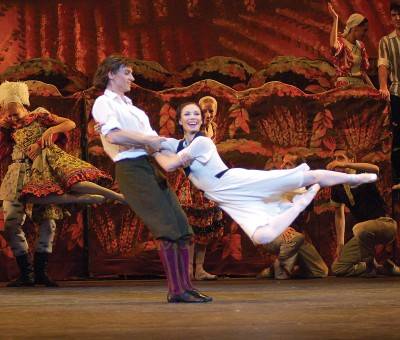 Bolshoi Ballet in Cinema: The Bright Stream