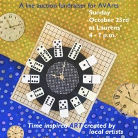 """It's About Time!"" Supporting Arts in the Schools and Scholarships for Anderson Valley Students"