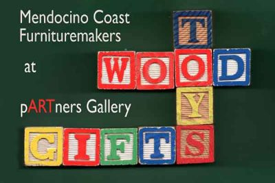 Wood Toys and Gifts by the Mendocino Coast Furnituremakers