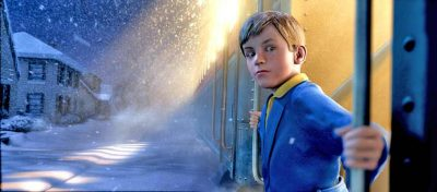"A Special Holiday Screening of ""Polar Express"""