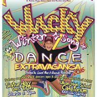 The Wacky Winter Song & Dance Extravaganza 2016