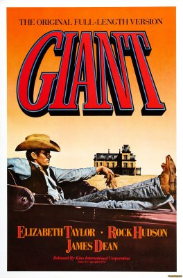 "Arena Theater Film Club: ""Giant"""