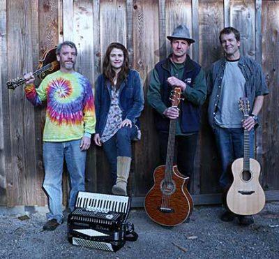Foxglove, a bluegrass-esque ensemble at MTC
