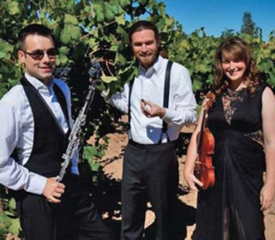 Opus Chamber Music presents the Vinifera Trio