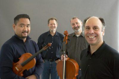 Alexander String Quartet, Chamber Music at Gualala Arts Center