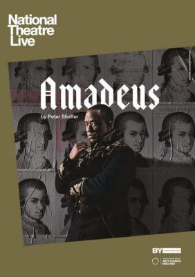 """""""Amadeus"""" National Theatre Live"""