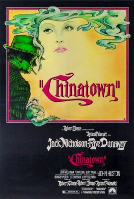 Arena Theater Film Club: Chinatown (USA, 1974)