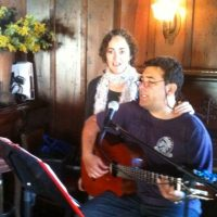 Blue Wing Mothers' Day Brunch with Marcos Pareda