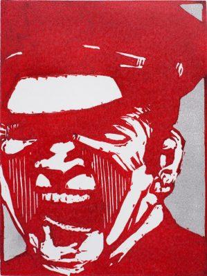 """Nicholas Collins, """"More Cops"""" Exhibition"""