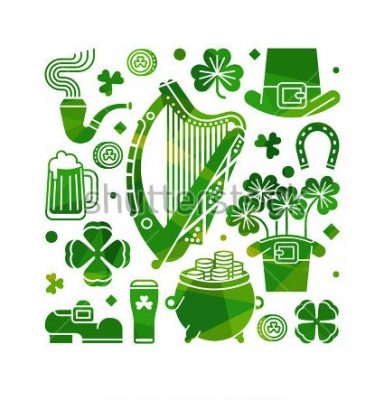 St. Patty's with Celtic Harpist Linda Brown at the Blue Wing