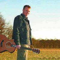 Scottish singer Jim Malcolm