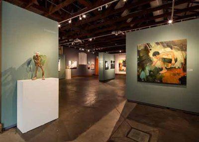 Juried Regional Art Competition at the Petaluma Arts Center