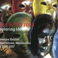 MASKS & MIRRORS Exhibit