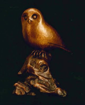 Howard Wheatley Allen Bronze Bird Collection