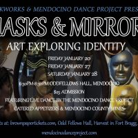 MASKS & MIRRORS: Exploring Identity