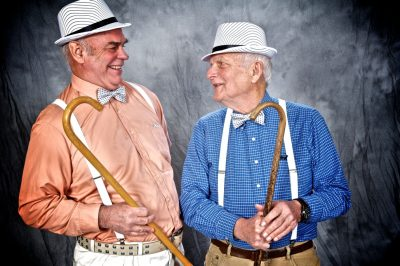 "Neil Simon's Classic Comedy ""The Sunshine Boys"""