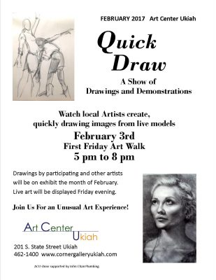 QUICK DRAW Drawings and Demonstrations