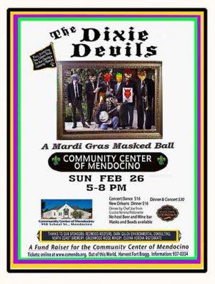 Dixie Devils Mardi Gras Dinner Dance