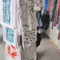 Fort Bragg Fabric Studio will be open for First Friday