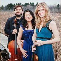 FBCA-Coast Chamber Concerts presents the Neave Piano Trio