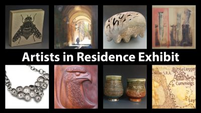 Mendocino Art Center's Artists in Residence Exhibition
