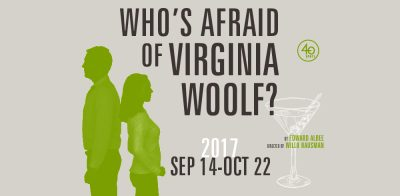 Auditions for Who's Afraid of Virginia Woolf