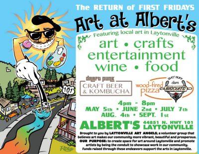 First Fridays at Albert's