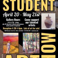 Mendocino College Annual Student Art Exhibit