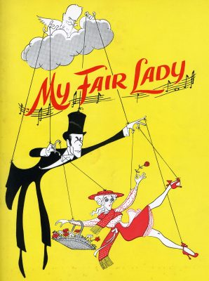 """""""My Fair Lady"""" at UPT"""