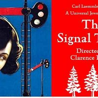 """The Signal Tower"" - 1920's silent movie filmed locally"
