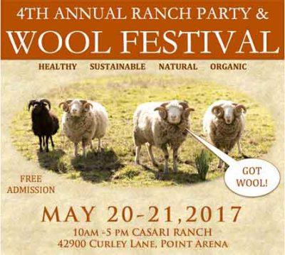 4th Annual Wool Festival