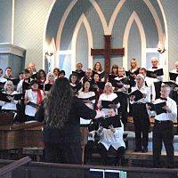 REDWOOD COMMUNITY CHORUS SPRING CONCERT