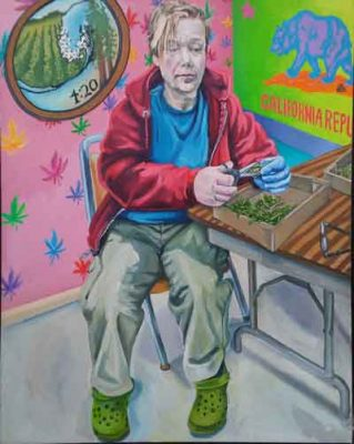 """""""Growing: Art, Life, and Cannabis in Mendocino County"""""""