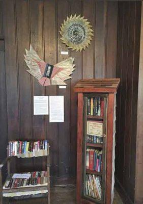 """""""Art of Letter, Word & Book"""" Exhibit"""