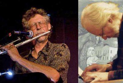 Karl Schoen & John Gilmore Jazz Piano & Flute Duets