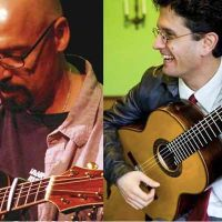A World of Guitar: Virtuoso Guitar Music from Six Continents Aaron Larget-Caplan & Peter Janson