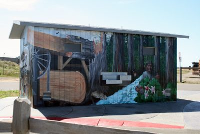 Fort Bragg Mural Competition